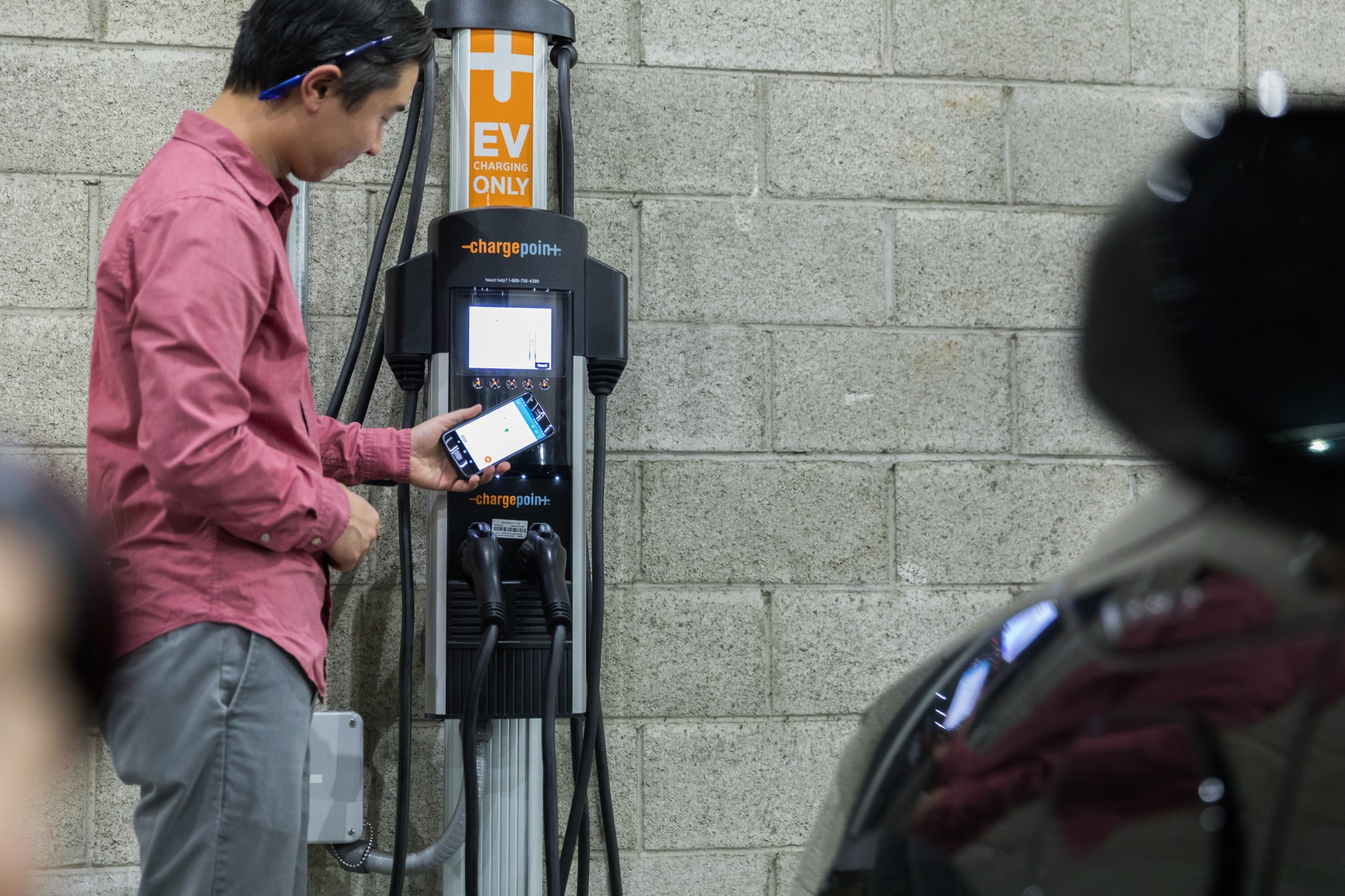 SCE's Charge Ready program will have an added emphasis on putting charging stations in multifamily dwellings, such as this Charge Ready pilot project at a condominium complex in the South Bay area.