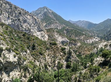 SCE Donates 240 Acres to Angeles National Forest