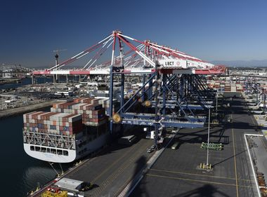 Port of Long Beach Celebrates Completion of Fully Electrified Container Terminal