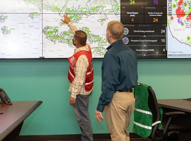 SCE Enhances Its Response to Outages and Disasters