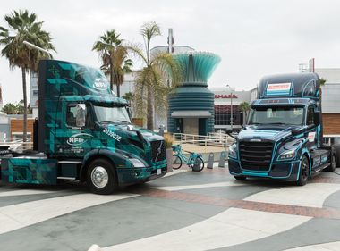 SoCal Trucking Operations Shift Big Rig Electrification Into High Gear