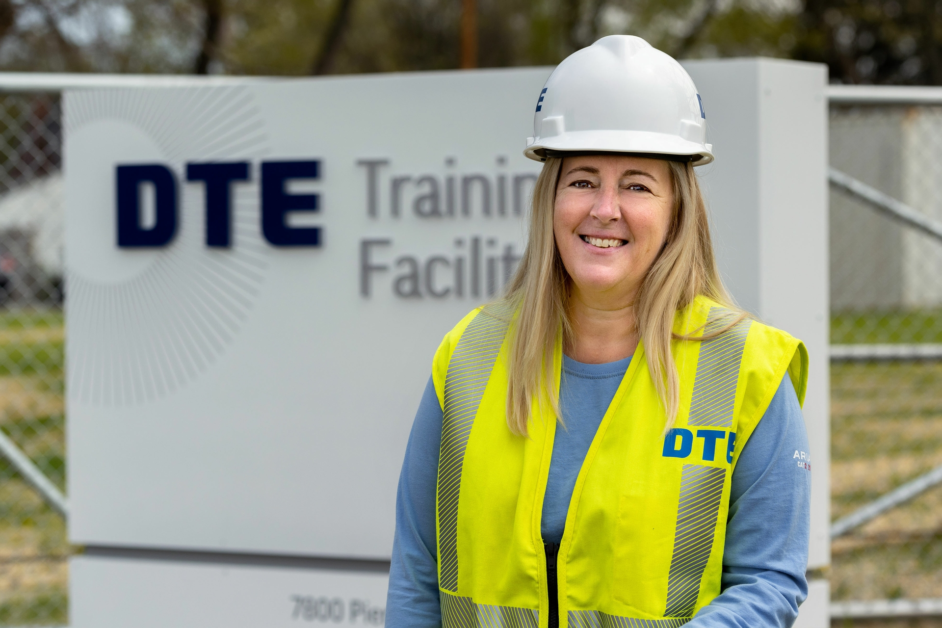 Heather Rivard, former senior vice president of Electric Distribution, had a 28-year career at DTE.