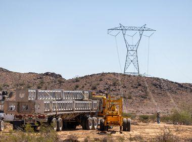 Safely Restoring Power After a Massive Desert Monsoon