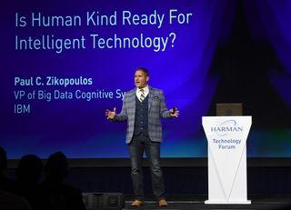 Fórum de Tecnologia da HARMAN: a tecnologia inteligente está aqui... Estamos prontos?
