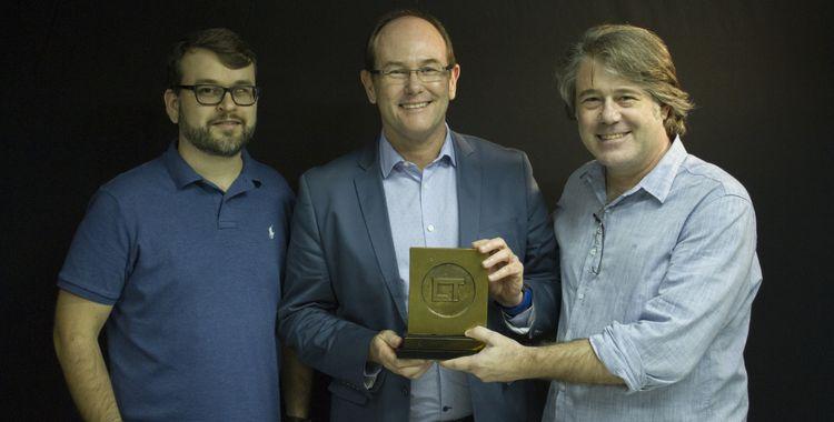 JBL - entrega premio 2018