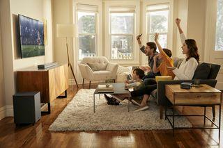 JBL® lança sua primeira Soundbar com Dolby Atmos, o JBL Bar 9.1 True Wireless Surround