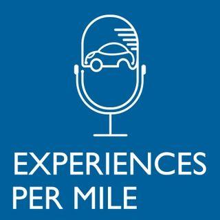 Ouça hoje: HARMAN lança novo podcast New Experiences Per Mile