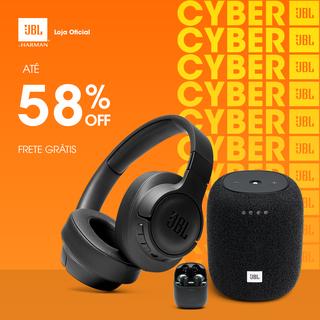 Cyber JBL tem produtos com até 58% off na loja online da marca