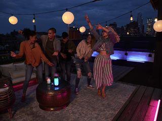 JBL Pulse 4 Rooftop Dancing 16