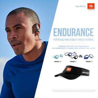 JBL lança promoção de Compre & Ganhe com as novas cores da Linha Endurance