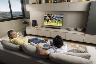 JBL Cinema SB160 entrega som potente e equilibrado para a sala de estar