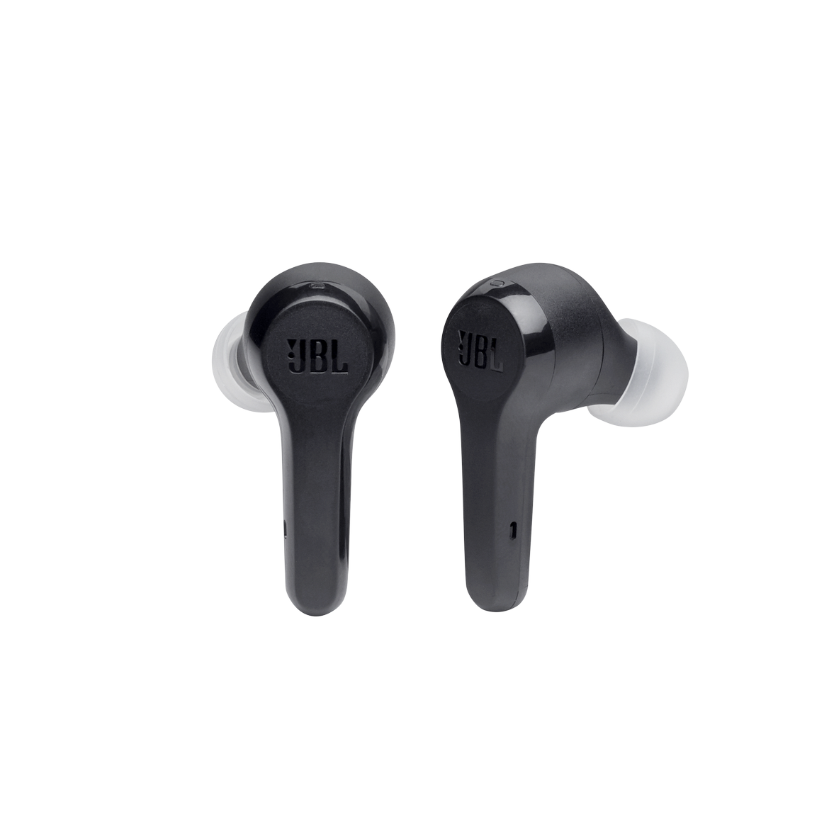 JBL_TUNE 215TWS_Product Image_Black_Earbuds Hero