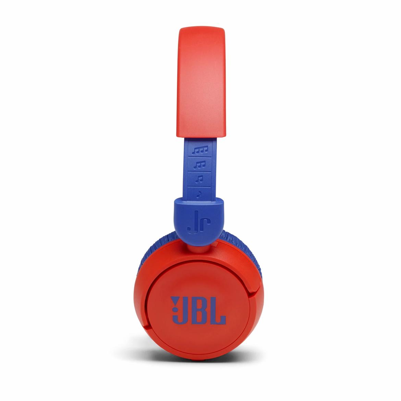 JBL_JR 310BT_Product Image_Left_Red Blue