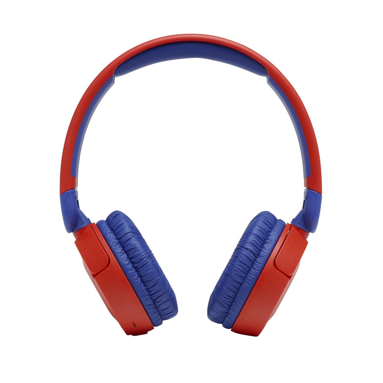 JBL_JR 310BT_Product Image_Front 2_Blue Red