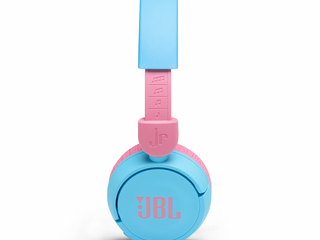 JBL_JR 310BT_Product Image_Right_Skyblue