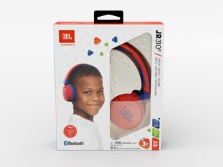 JBL_JR_JB310BT_Box Image_Red_Front