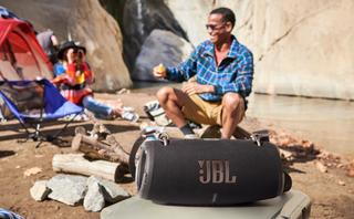 JBL Xtreme 3: som poderoso, design e resistência para levar a todos os lugares