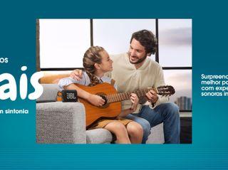JBL - Dia dos Pais - Amor em Sintonia 1