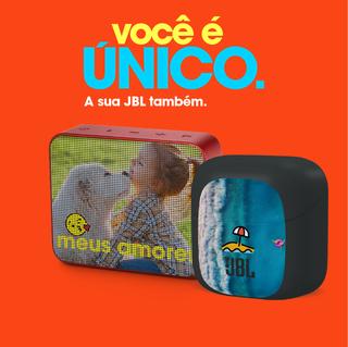 JBL lança os primeiros fones de ouvido e caixas de som personalizáveis no Brasil