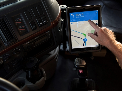 Fleet image - navigation