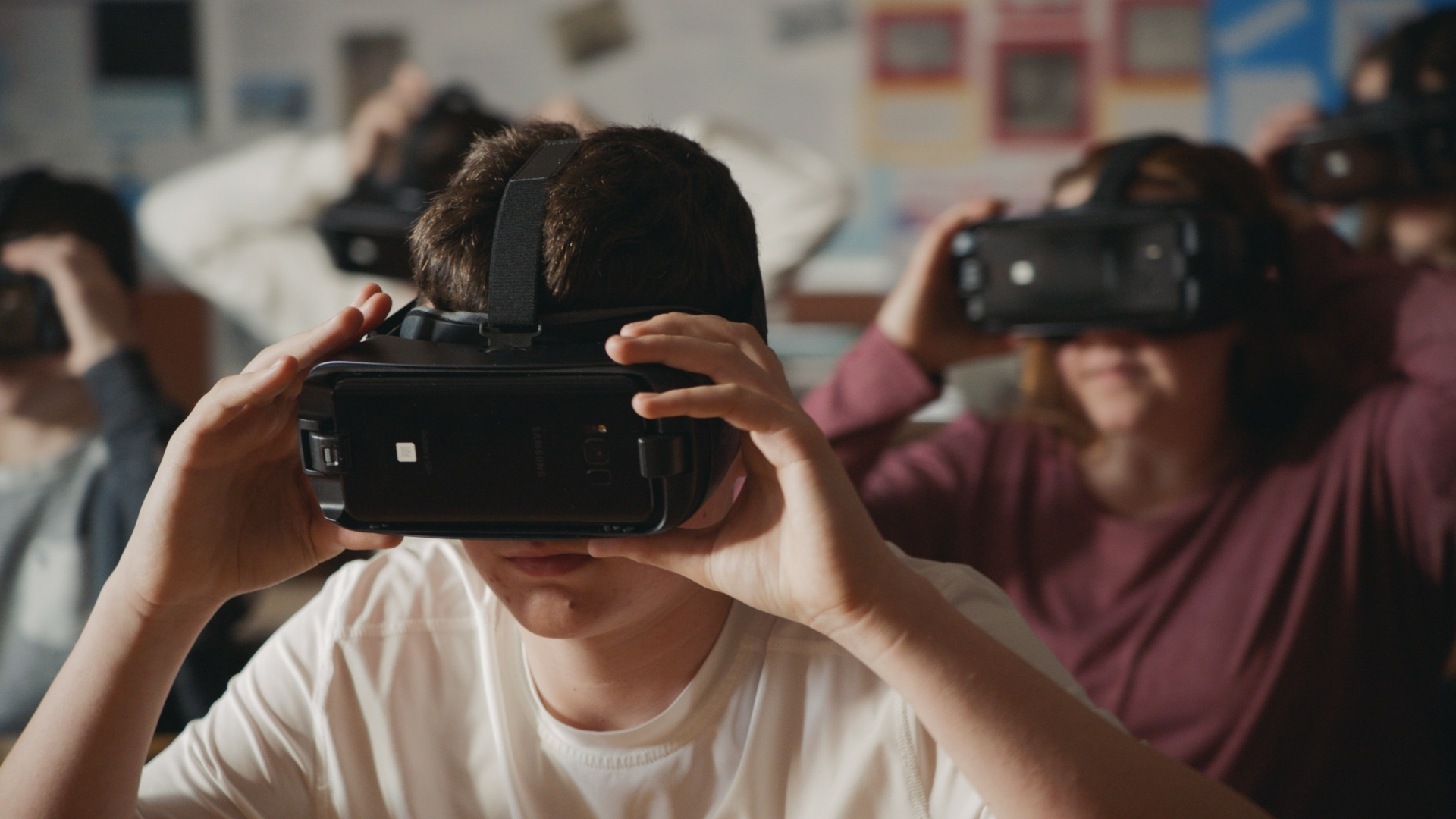 Humanability education imagery VR
