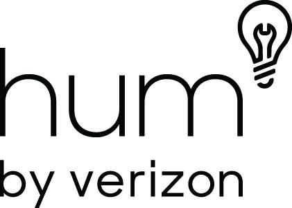 Verizon Hum logos