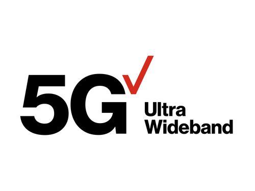 5G UWB logo