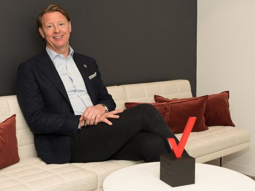 Hans Vestberg (candid 1)