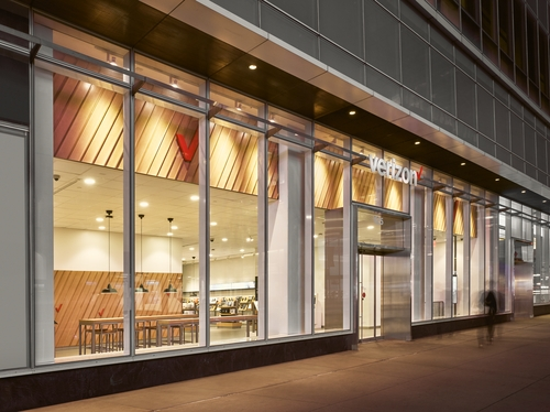 Bryant Park Next Gen Store