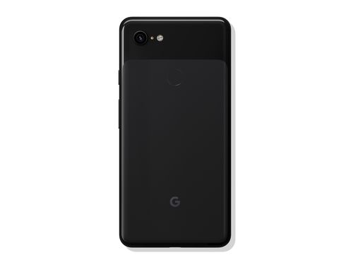 Google Pixel 3 XL in black (back)