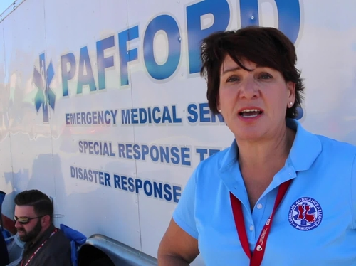 Interview: CEO of local response org and response footage