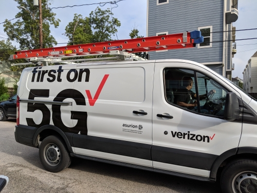 Verizon 5G Home installations begin
