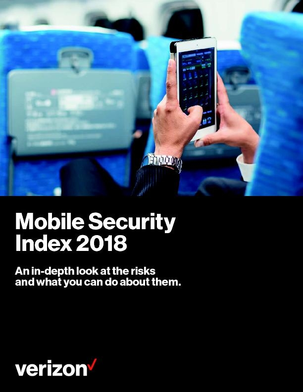 2018 Mobile Security Index
