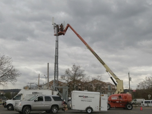 Cell on Light Truck (COLT)