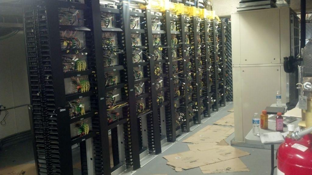 Distributed Antenae System (DAS)