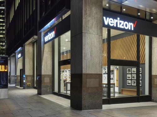 Wall Street Next Gen Store Exterior