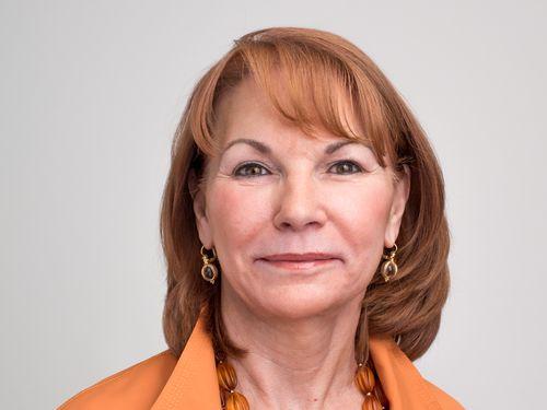 M. Frances Keeth (headshot)