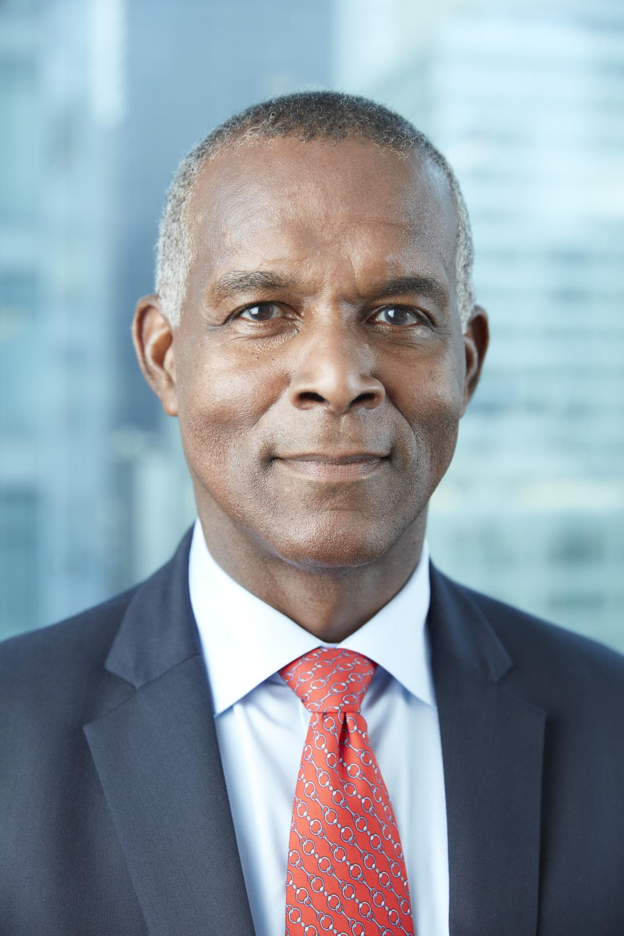 Clarence Otis, Jr. (headshot)