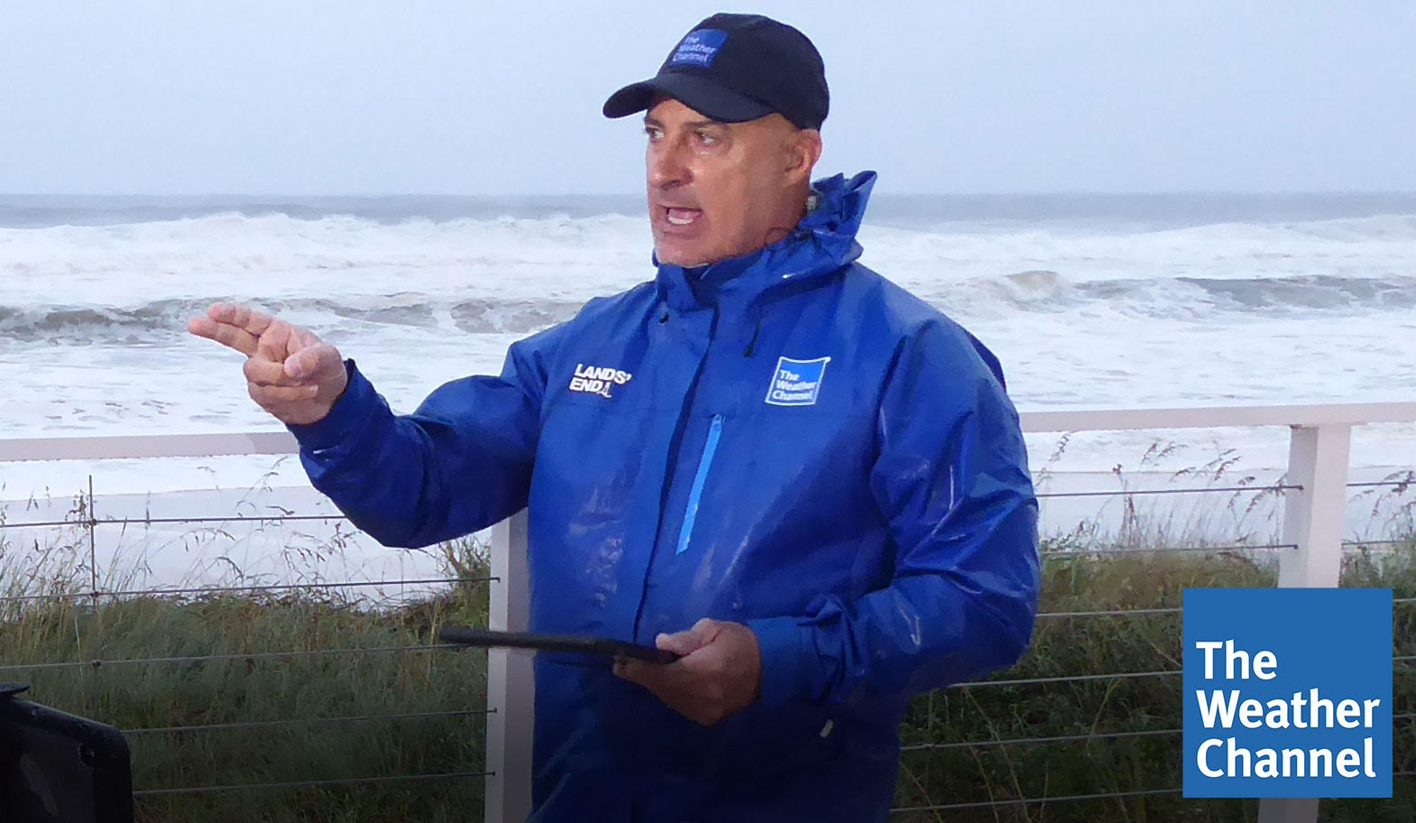 Jim Cantore (1/2)