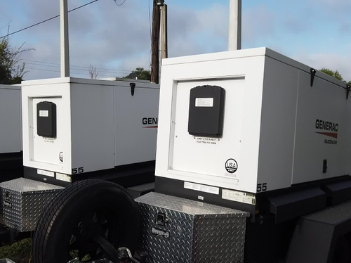 Verizon Response generators and mobile cell sites