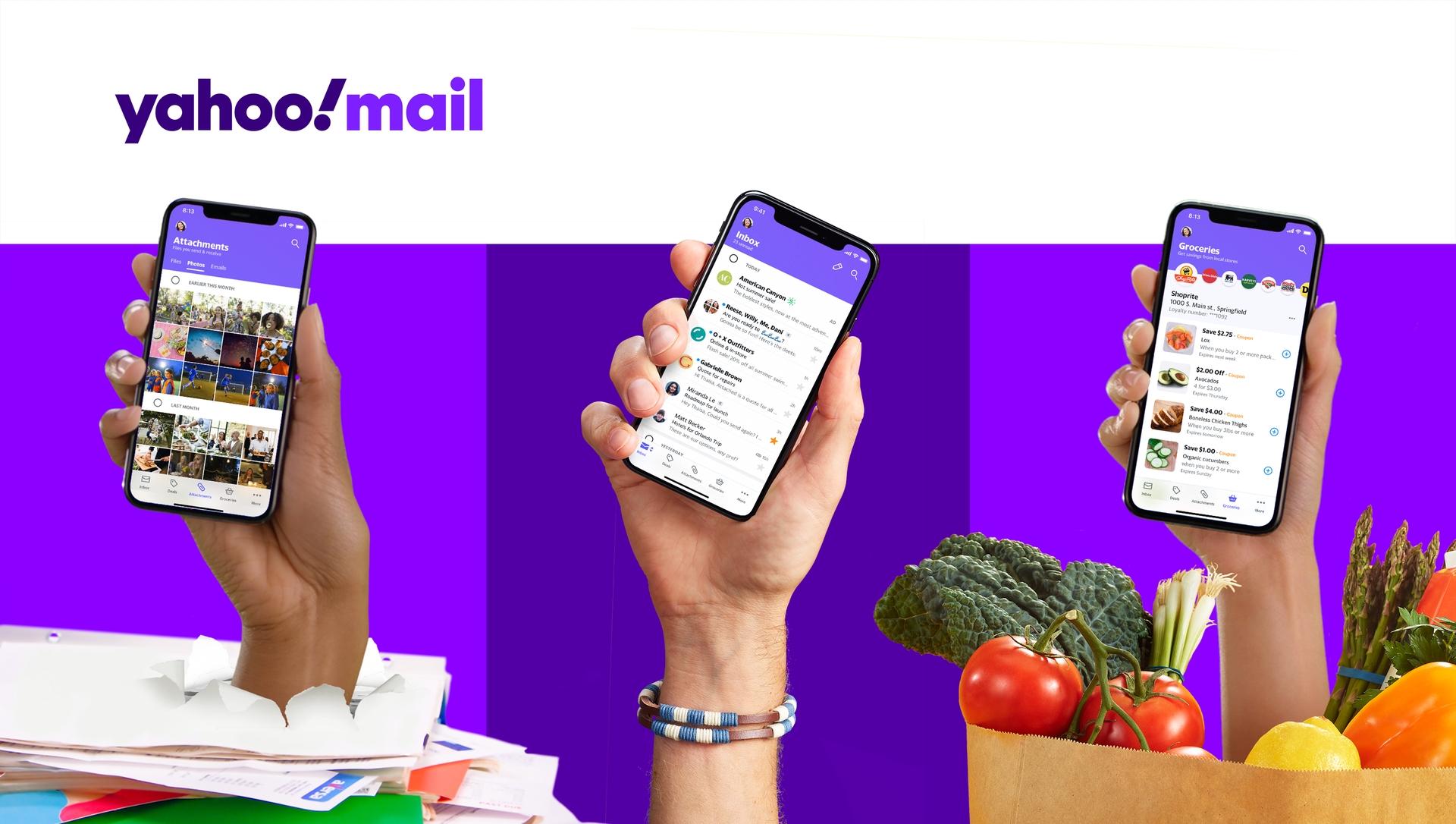 Yahoo Mail Hero