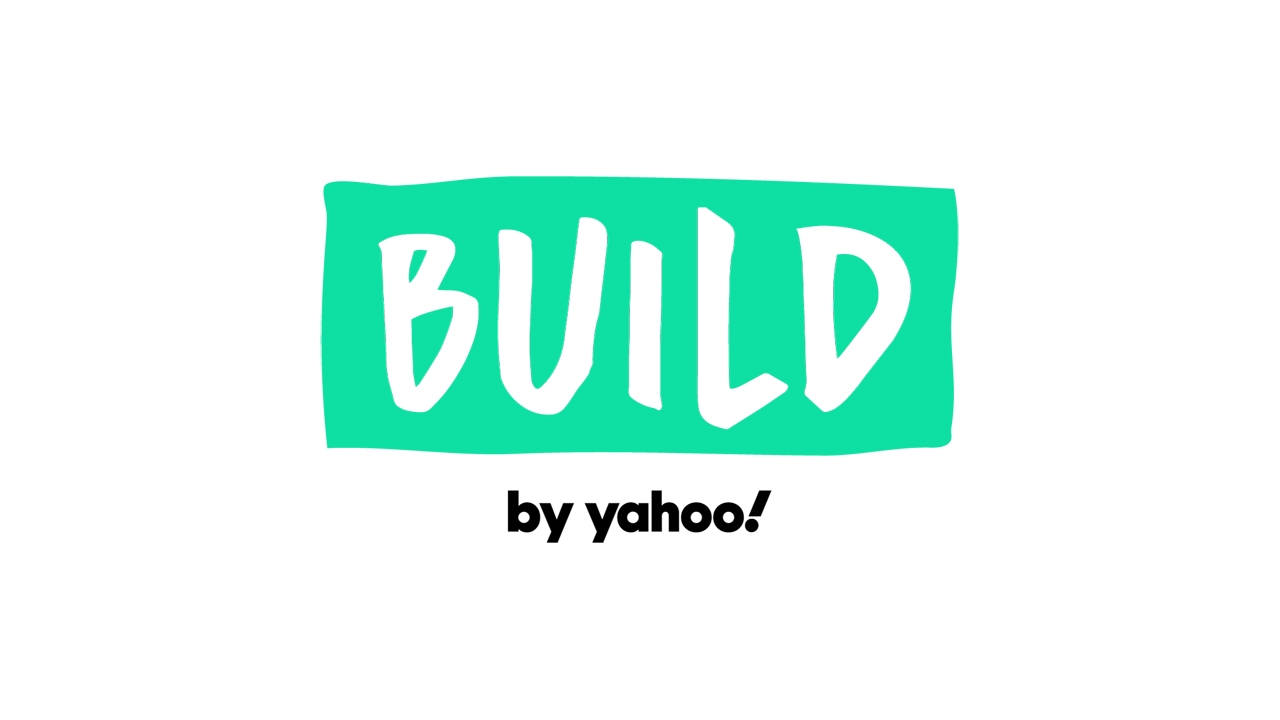 Build by Yahoo logos