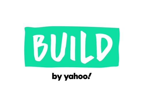 Build by Yahoo logos