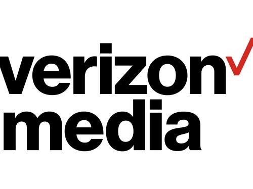 Verizon Media logos