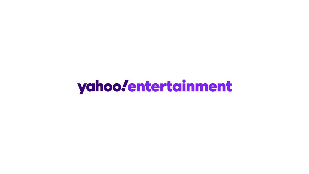Yahoo Entertainment logos
