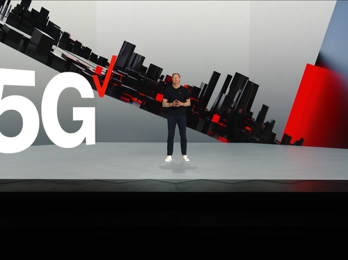 Verizon CES Keynote - 5G