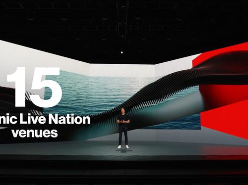 Verizon CES Keynote - 15 Venues