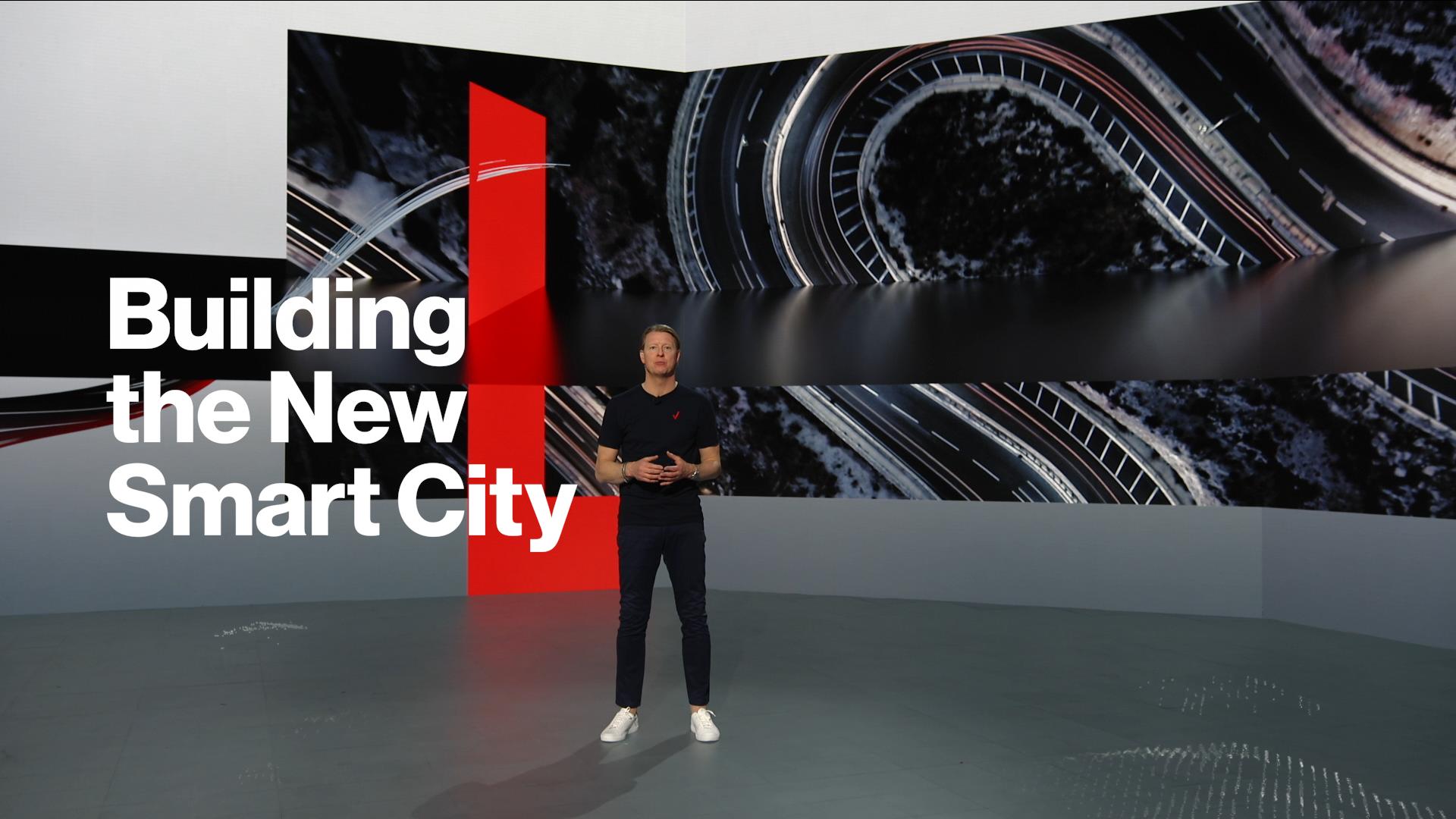 Verizon CES Keynote - Building the New Smart City
