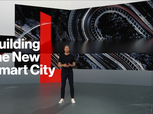 Verizon CES Keynote - Building the New Smart City