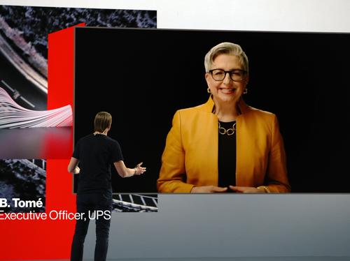 Verizon CES Keynote - Carol Tome